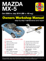 Mazda MX-5 (Oct 05 - July 15) 55 to 15 Haynes Online Manual