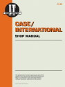 Case/International Tractor Models 235-275 Service Repair Manual