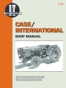 Case/International Tractor Models 385-885 Service Repair Manual