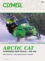 Arctic Cat Snowmobile (1990-1998) Service Repair Manual