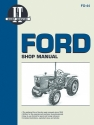 Ford Model 1100-2100 Diesel Tractor Service Repair Manual