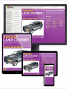 Toyota Land Cruiser Petrol (80-98) Haynes Online Manual