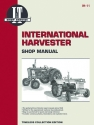 International Harvester (Farmall) Model 600 & 650 Tractor Service Repair Manual