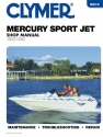 Mercury Sport Jet (1993-1995) Service Repair Manual