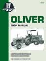 Oliver Series 2050 & 2150 Tractor Service Repair Manual