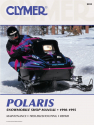 Polaris Snowmobile Indy Models (1984-1989) Service Repair Manual