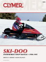 Ski Doo Snowmobile Formula MX-Mach I Models (1990-1995) Service Repair Manual