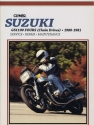 Suzuki GS1100 Fours (Chain Drives) Motorcycle (1980-1981) Service Repair Manual