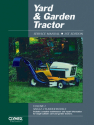 Proseries Yard & Garden Tractor Service Manual Vol. 1 Through 1990