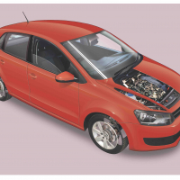 VW Polo servicing video procedures jobs