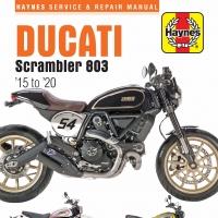 Ducati Scrambler repair
