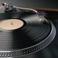vinyl record player haynes