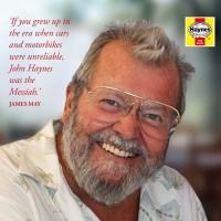 John Haynes biography Haynes.com