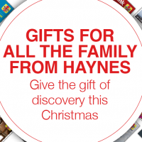 Haynes Manuals: Christmas 2020 Gift Guide lockdown