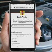 Autofix fault finder Haynes manuals