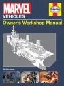 Marvel Vehicles Manual