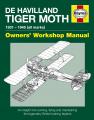 De Havilland Tiger Moth Manual (paperback)