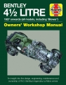 4.5-litre Bentley Owners' Workshop Manual