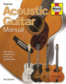 Acoustic Guitar Manual (Paperback)