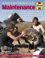 Adventure Motorcycle Maintenance Manual (Paperback)