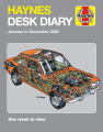 Haynes 2020 Desk Diary
