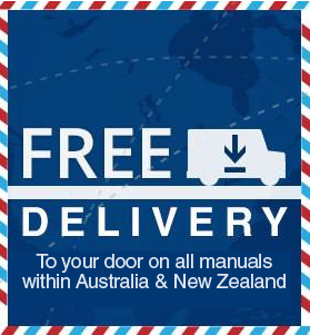 Free AUNZ Delivery