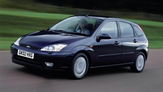 Mk1 Ford Focus how to haynes