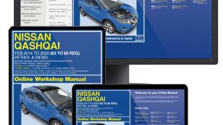 Nissan Qashqai repairs servicing