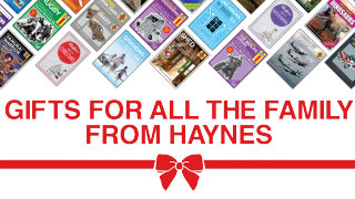 Haynes Manuals: Christmas 2020 Gift Guide