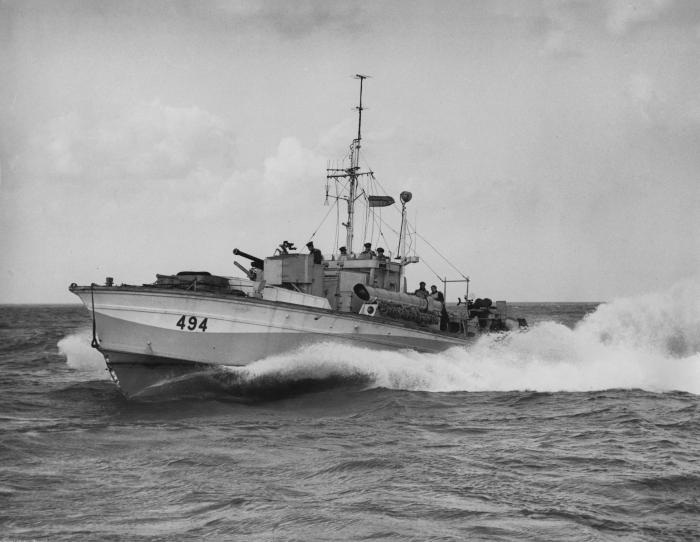 RN Motor Gun Boat Manual