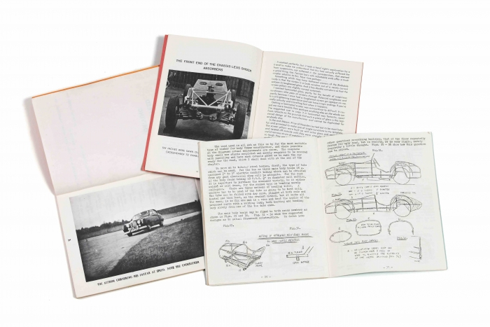 Austin 750 Special book