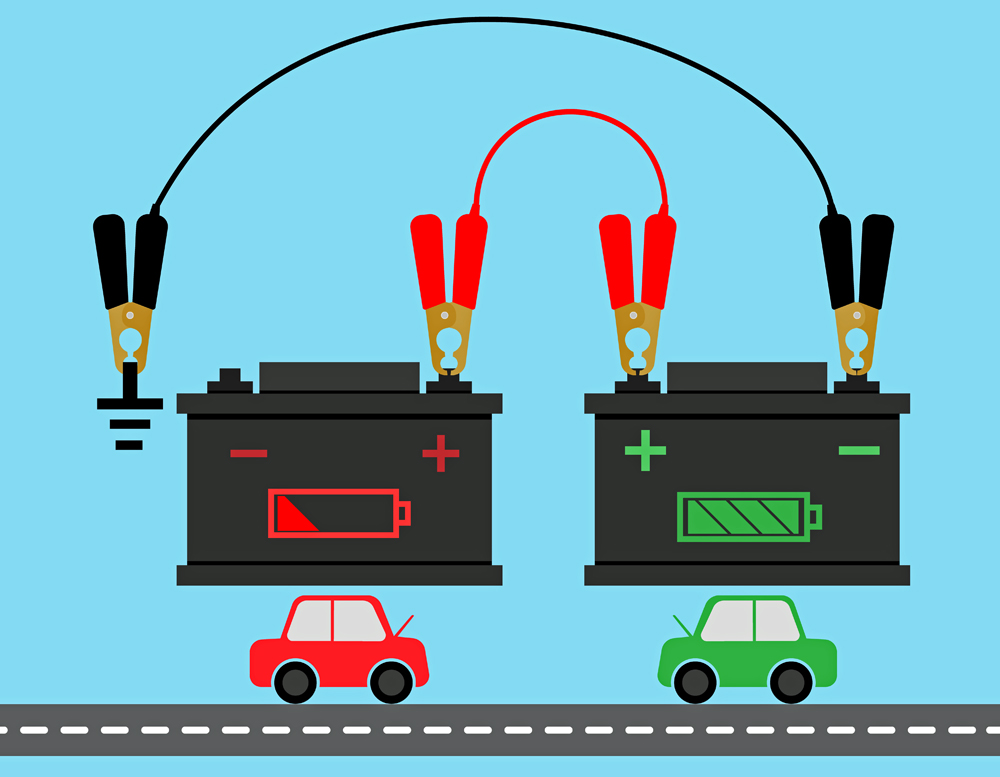 How To Start A Car With A Dead Battery >> How To Jump Start A Dead Car Battery Haynes Publishing