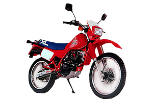 Picture of Honda Motorcycle XL100