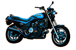 Picture of Honda Motorcycle V45 1982-1988