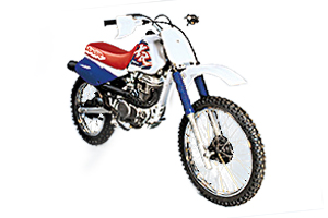 Picture of Honda Motorcycle CRF70F