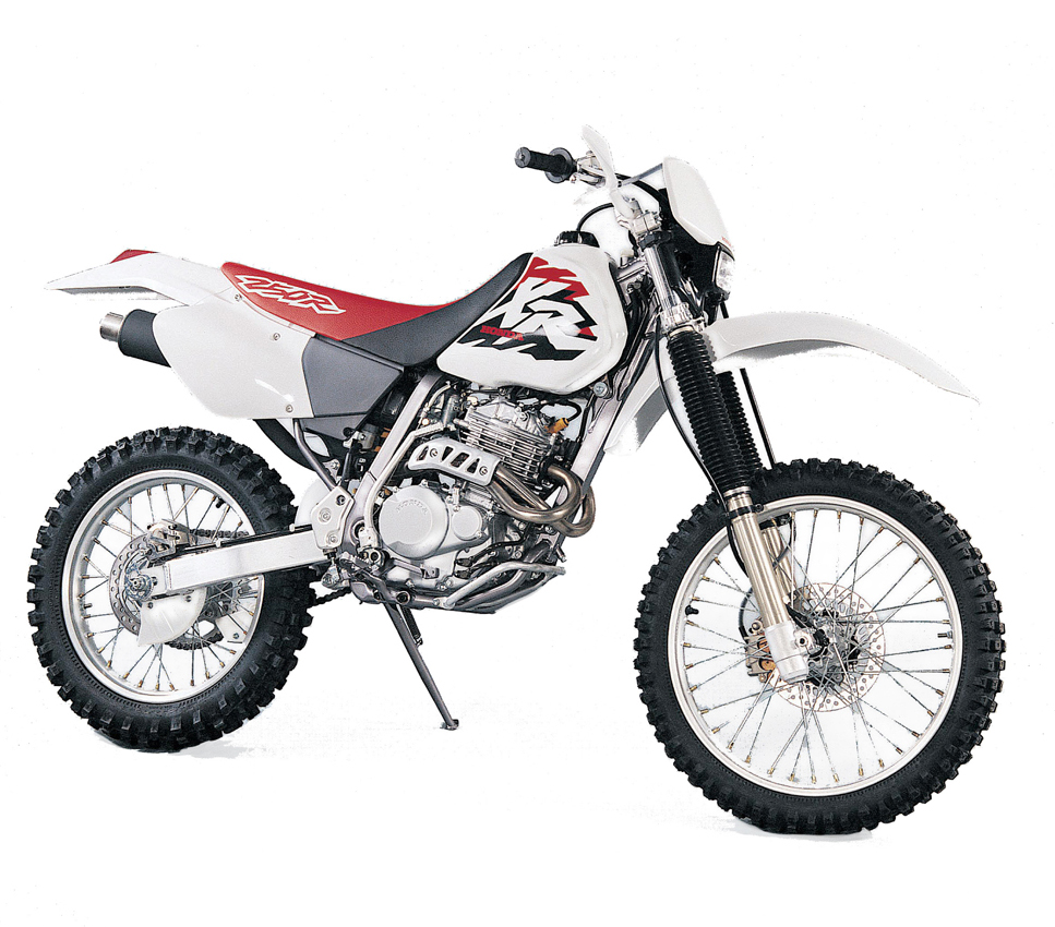 Picture of Honda Motorcycle XR250R