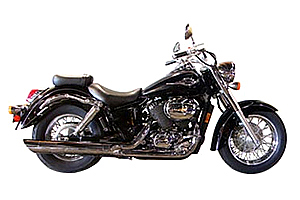 Picture of Honda Motorcycle VT750CD Shadow American Classic Ed.