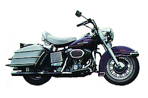 Picture of Harley-Davidson Shovelhead Big Twins