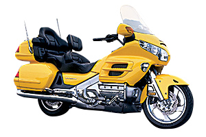 Picture of Honda Motorcycle GL1800 Gold Wing