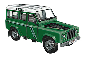 Picture of Land Rover Defender 1983-2007