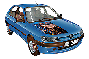 Picture of Peugeot 306