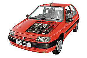 Picture of Citroen Saxo