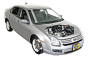Picture of Ford Fusion