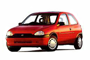 Picture of Opel Corsa 1997-2000