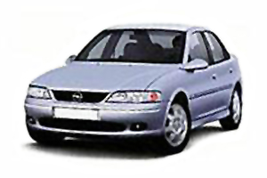 Picture of Opel Vectra 1999-2002
