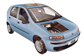Picture of Fiat Punto 1999-2003
