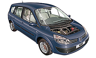 Picture of Renault Megane Scenic
