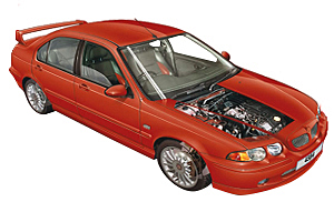 Picture of MG ZS