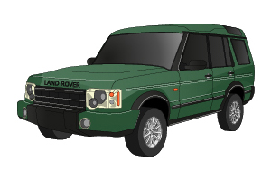 Picture of Land Rover Discovery 1998-2004
