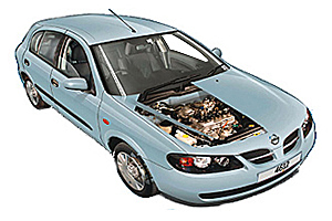 Picture of Nissan Almera